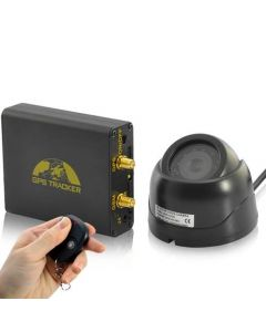 Gps tracker med gsm kamera, billarmsystem