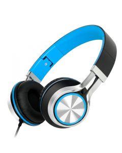 Ihopvikbara Extra Bass On-ear hörlurar