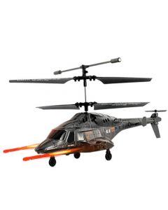 iPhonestyrd helikopter med missiler och bluetooth