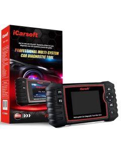 Felkodsläsare iCarsoft VOL 2.0 för Volvo / Saab