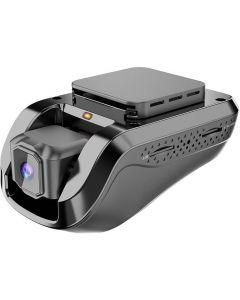 FullHD bilkamera med GPS, framsida