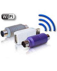 KeyGrabber Wi-Fi Premium, PS/2, 4GB