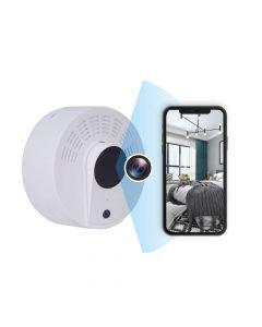 Dold IP Kamera i Brandvarnare SpyCam PRO Smoke, PIR Rörelsedetektion, Lång Standby, Mörkerseende