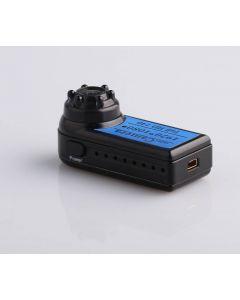 FullHD Minikamera i metall, liggande