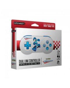 SNES Kontroller, PC/SNES dual link, USB, Mega Man - Kartong
