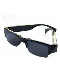 SpionSolglasögon, Full HD Spionkamera 1080p, ljudinspelning