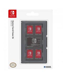 Nintendo Switch Game Card Case 24, Fodral med Plats för 24 Spel