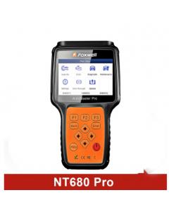 Foxwell NT680PRO Felkodsläsare, Alla system & bilmärken, 15 specialfunktioner