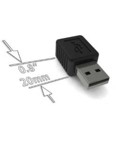 Keylogger - KeyGrabber Pico Pro, 16gb, 128bitars kryptering, Supersnabb