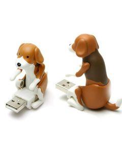 Juckande USB hund - brun - Humping Dog