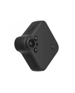 Trådlös Mini WiFi Spionkamera, FullHD 1080p, IR Mörkerseende, 150° Vidvinkel