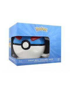 Rolig Pokémon Great Ball Mugg