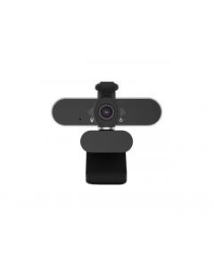 1080p Webbkamera, Teamsmöten, USB, Vidvinkel
