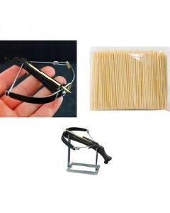 Mini Armborst Nyckelring, Tandpetare, Gör-Det-Själv Kit