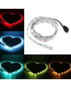 LED-List 5m - 7.5w/m, 30 LED/m - RGB