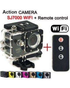1080 Sportkamera, Vattentålig, Wi-Fi