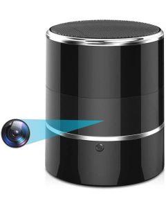 WIFI dold Spionkamera, Bluetooth högtalare, Mörkersyn, Microsd, 1080P Full HD, Foto, video, mikrofon, rörelseaktivering