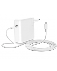MacBook Pro Laddare, USB-C, 61W, PD, Quick Charge 3.0