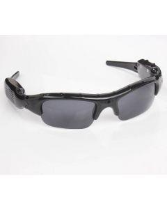 Spionsolglasögon med kamera och WiFi för streaming över internet