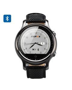 ZGPAX S360 Smart armbandsur med Bluetooth och klassisk design (Svart) - Fyndvara