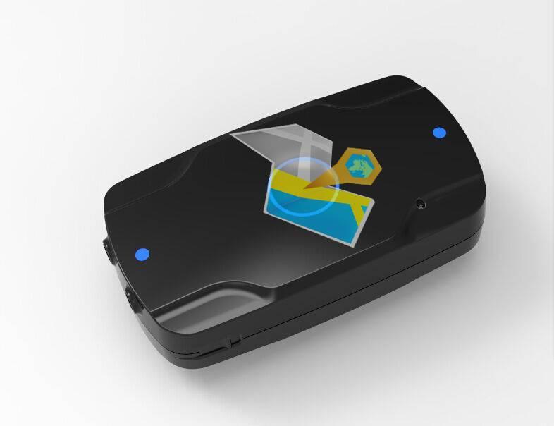 ezTracker™ Pets 2, extra slimmad GPS tracker för hund, katt & husdjur