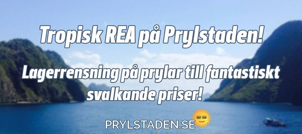 Rea på Prylstaden.se! Fynda nu!